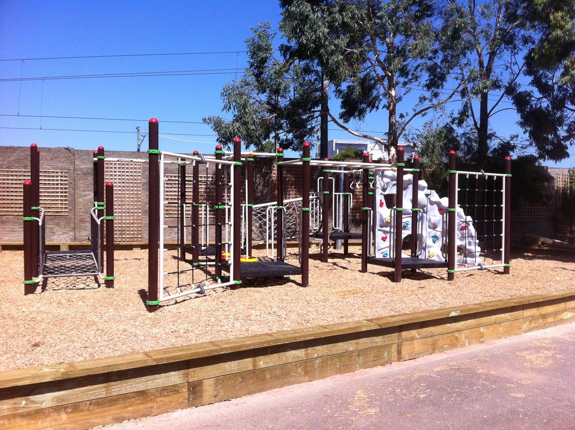 Playground photo 5 Feb 2014